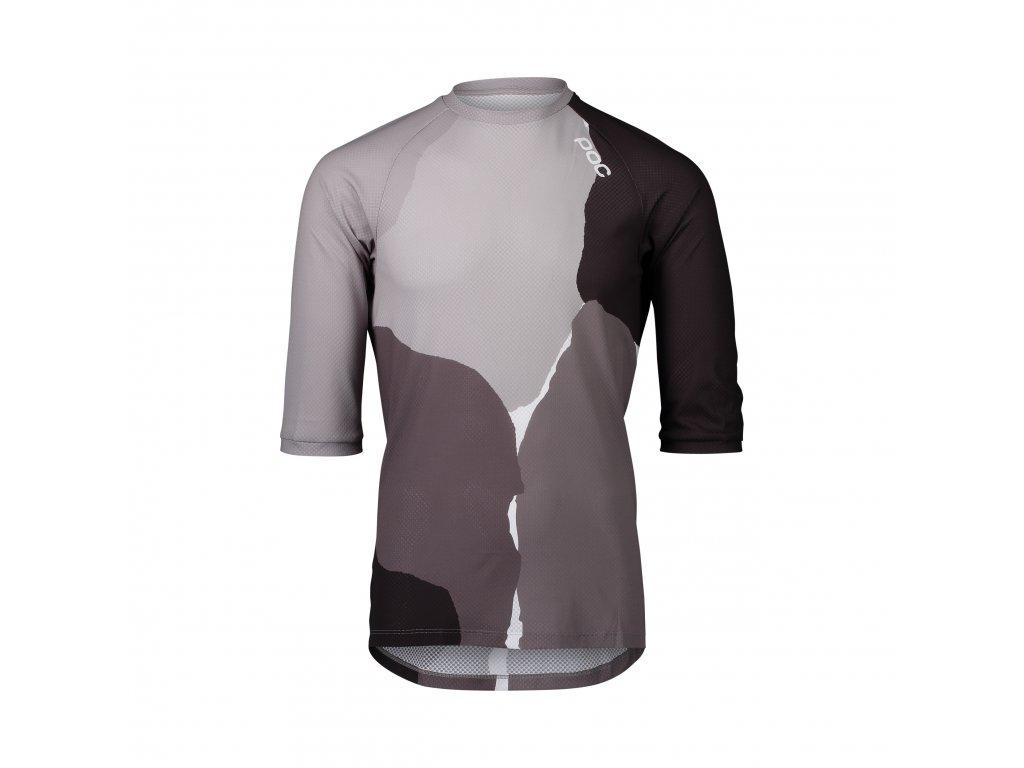 MTB Pure Jersey Color splashes Multi Sylvanite Grey