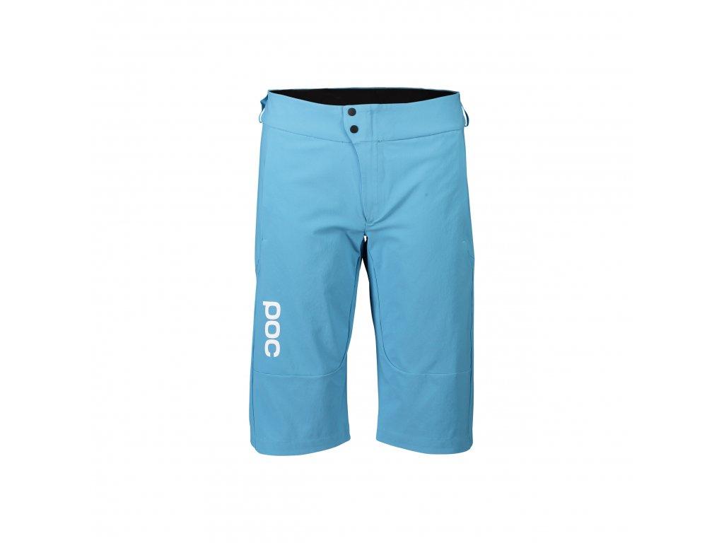 Essential women MTB shorts Basalt Blue