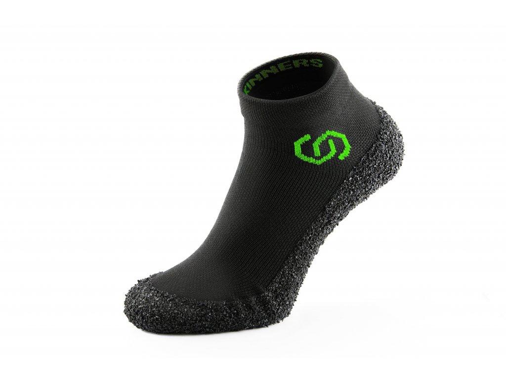 skinners ponožkoboty - zelená / green