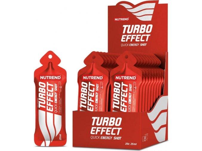 TURBO EFFECT SHOT - min. trvanlivost do 3.9.2020
