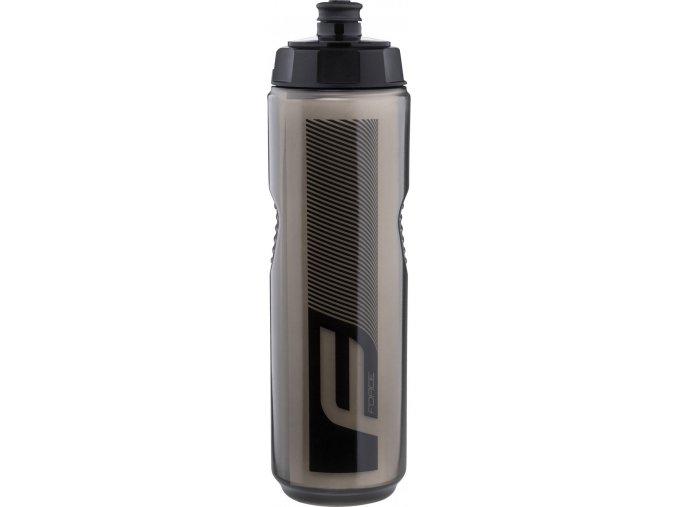 láhev FORCE QUART 0,9 l, transparentně černá