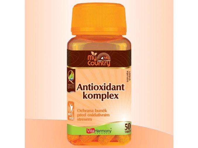 1128 MyCountry AntioxidantKomplex50Zcela A