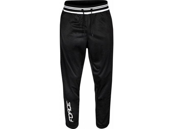 kalhoty/tepláky FORCE 1991, černé