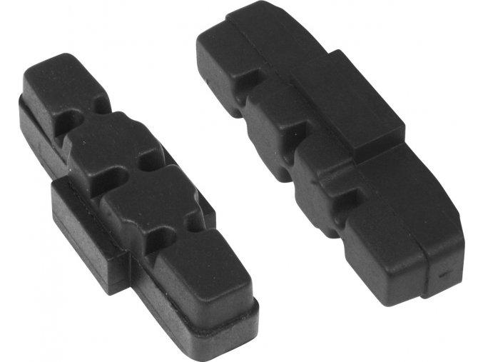 gumičky brzd F výměnné, MAGURA HYDRAULIC črn. 50mm