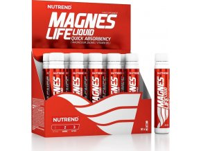 NUTREND MAGNESLIFE, 10x25 ml - min. trvanlivost do 19.3.2020
