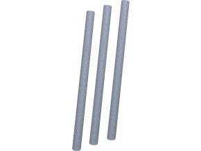 klipy FORCE na špice 7 cm, stříbrné 36 ks