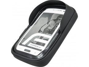 brašna na řídítka FORCE TOUCH phone, černá