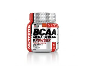 bcaa mega strong powder 300g vs 045 300 po vr