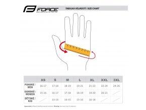 rukavice F PLANETS KID, zeleno-žluté