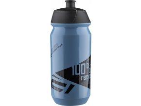 láhev FORCE BIO 0,5 l, modro-černá