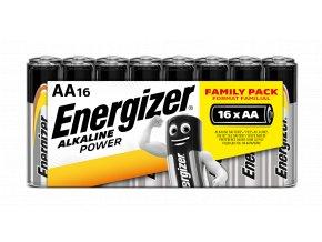 EC004 Energizer Alkaline Power AA 16pack shrink