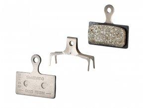 destičky brzdové SH G03S polymerové, s pružinou