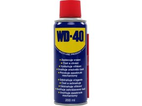 mazivo-sprej WD-40,   200ml
