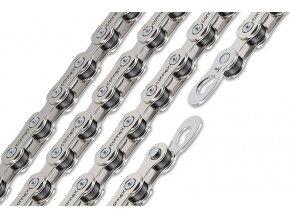 řetěz CONNEX 8sE pro E-BIKE 8-kolo, stříbrný