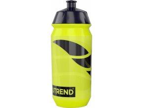láhev NUTREND Tacx 0,5 l, fluo, černé loga