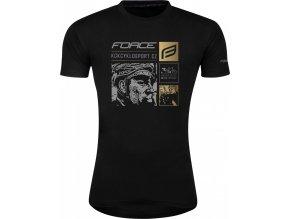 triko FORCE 30 LET limitovaná edice, černé