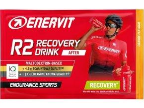 ENERVIT RECOVERY DRINK inst. nápoj,sáček 50g, pom.