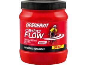 ENERVIT CARBO FLOW SPORT instant. nápoj 400g kakao