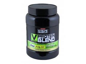 ENERVIT Vegetal Protein, dóza 900g smetana+vanilka