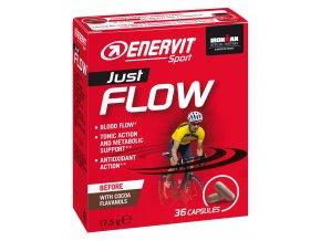 ENERVIT JUST FLOW 36 kapslí, bez příchuti