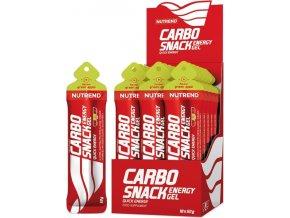 CARBOSNACK sáček - meruňka, 50 g - min. trvanlivost do 12.8.2021