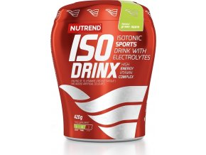 ISODRINX - pomeranč, 420g - min. trvanlivost do 25.5.2022