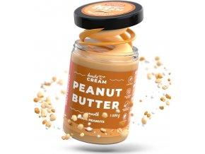 DENUTS CREAM arašídové máslo - min. trvanlivost do 6.8.2022
