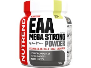 EAA MEGA STRONG POWDER, pomeranč a jablko - min. trvanlivost do 18.2.2022
