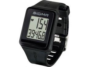 hodinky sportovní SIGMA iD.GO, černé