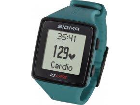 hodinky sportovní SIGMA iD.LIFE, zelené