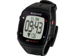 hodinky sportovní SIGMA iD.RUN HR, černé
