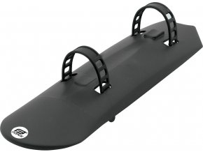 blatník FORCE pod rám + gumový úchyt, černý