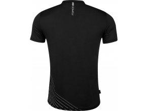 triko běžecké FORCE RUNNING, černé