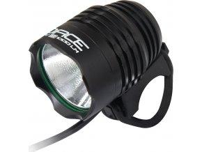 Světlo přední FORCE GLOW-3 1000LM CREE LED, černé