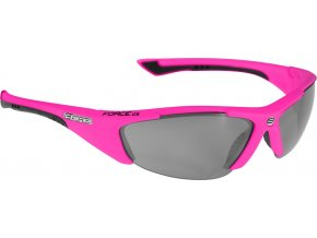 brýle FORCE LADY růžové, černá laser skla