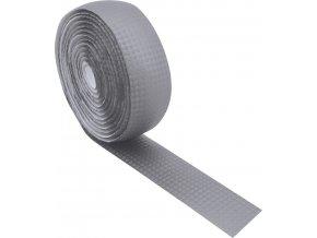 omotávka FORCE karbon, stříbrná