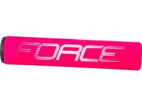 madla FORCE SLICK silikonová, růžová, balená