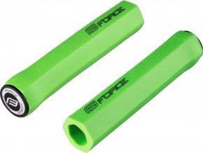 madla F HEX silikon-pěna, hranatá, zelená, balená