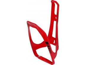 košík láhve FORCE LIMIT plastový,červený lesklý