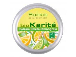 Balzám limeta lemongrass