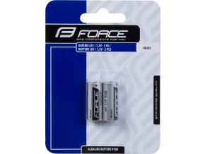 baterie FORCE LR1 / 1,5V        1 x 2 ks