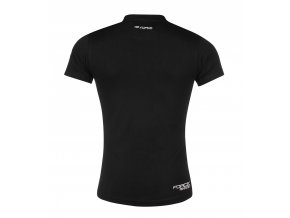 triko FORCE WINNER krátký rukáv,černé
