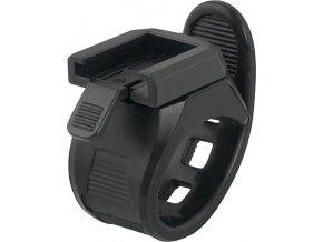 držák na řídítka svítilny FORCE PAX, gumový