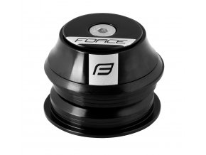 řízení F AHEAD 1 1/8'' polointegrované Al, černé