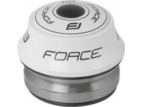 řízení FORCE AHEAD 1 1/8'' integrované Al, bílé