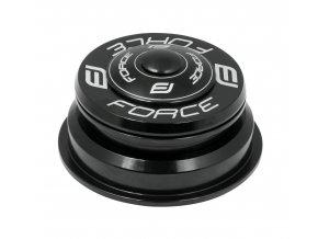 """řízení F TAPER 1 1/8""""-1 1/2"""" polointegr.55mm černé"""
