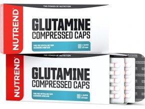 GLUTAMINE COMPRESSED CAPS