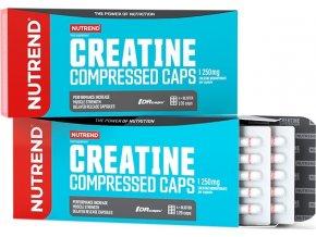 CREATINE COMPRESSED CAPS