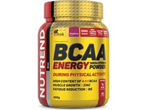 BCAA ENERGY MEGA STRONG POWDER