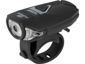 světlo FORCE CASS 300LM, USB, černé